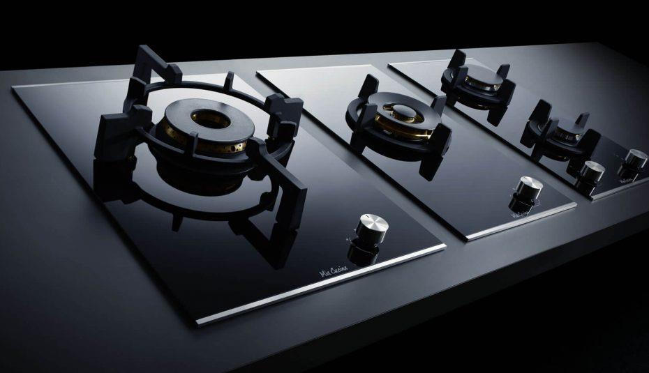 گازهای صفحه ای انتخاب مناسب برای آشپزخانه های کوچک با فضای مدرن